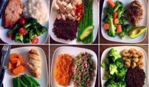 Правильное питание в качестве профилактических мер