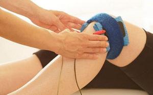 Электрофорез коленного сустава