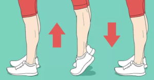 Сводит ногу от паха до колена с внутренней стороны