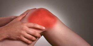 как болят колени на погоду