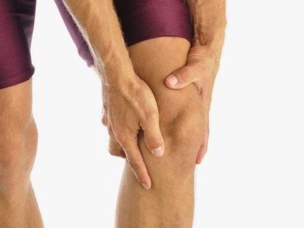 Воспаление мышцы ноги ниже колен
