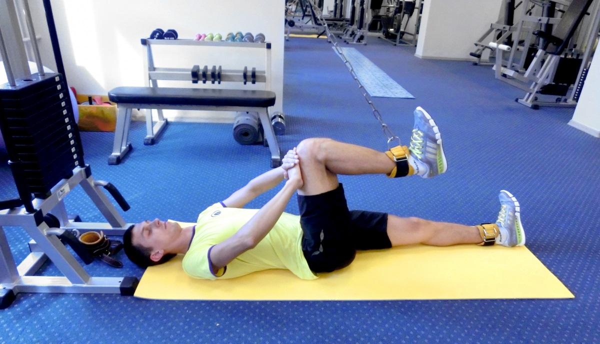себе гимнастика для коленей видео разработок сегодня известны