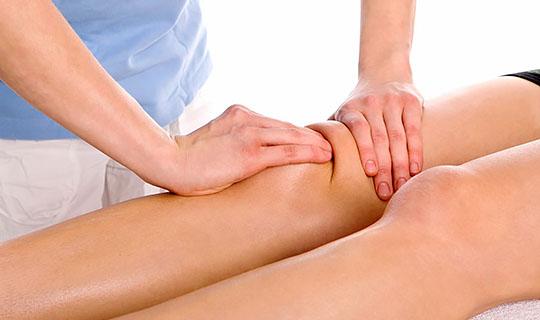 Особенности массажа при артрозе коленного сустава