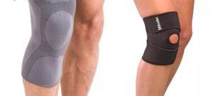 Как правильно выбрать суппорт для колена