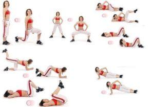 СУПЕР эффективные упражнения для красивых коленей