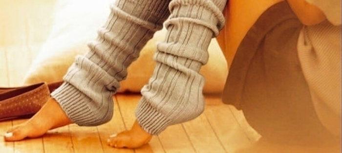 Холод в правой ноге ниже колена