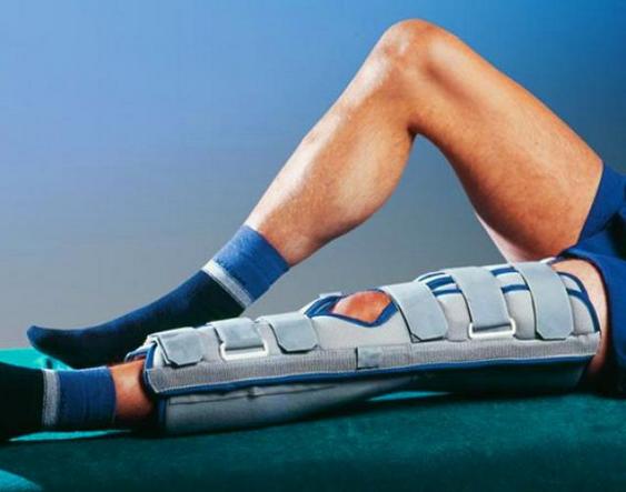 Как разработать ногу после перелома колена и гипса упражнения ЛФК для восстановления и реабилитации