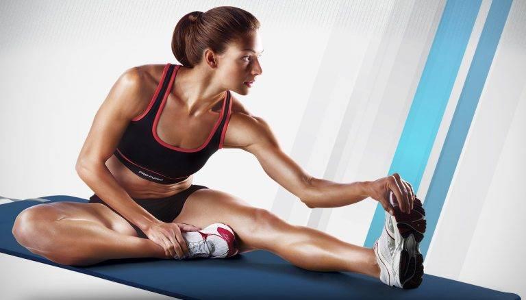 Упражнения при растяжении связок коленного сустава