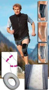 Изображение - Бандаж на коленный сустав с силиконовым кольцом bqc-300-deluxe_0-164x300