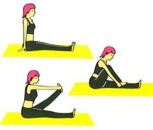 Исцеляющая гимнастика для коленей по Евдокименко
