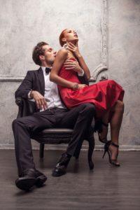 Сонник сидеть на коленках у мужчины