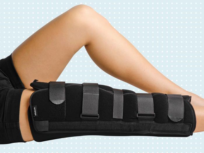 Лангетка коленный сустав травматология и ортопедия коленный сустав разболтан