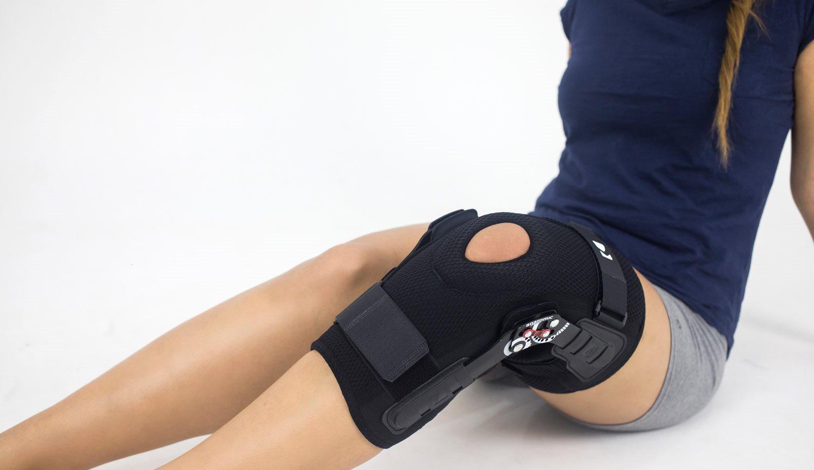Виды бандажей на колено как выбрать и как ухаживать за изделием