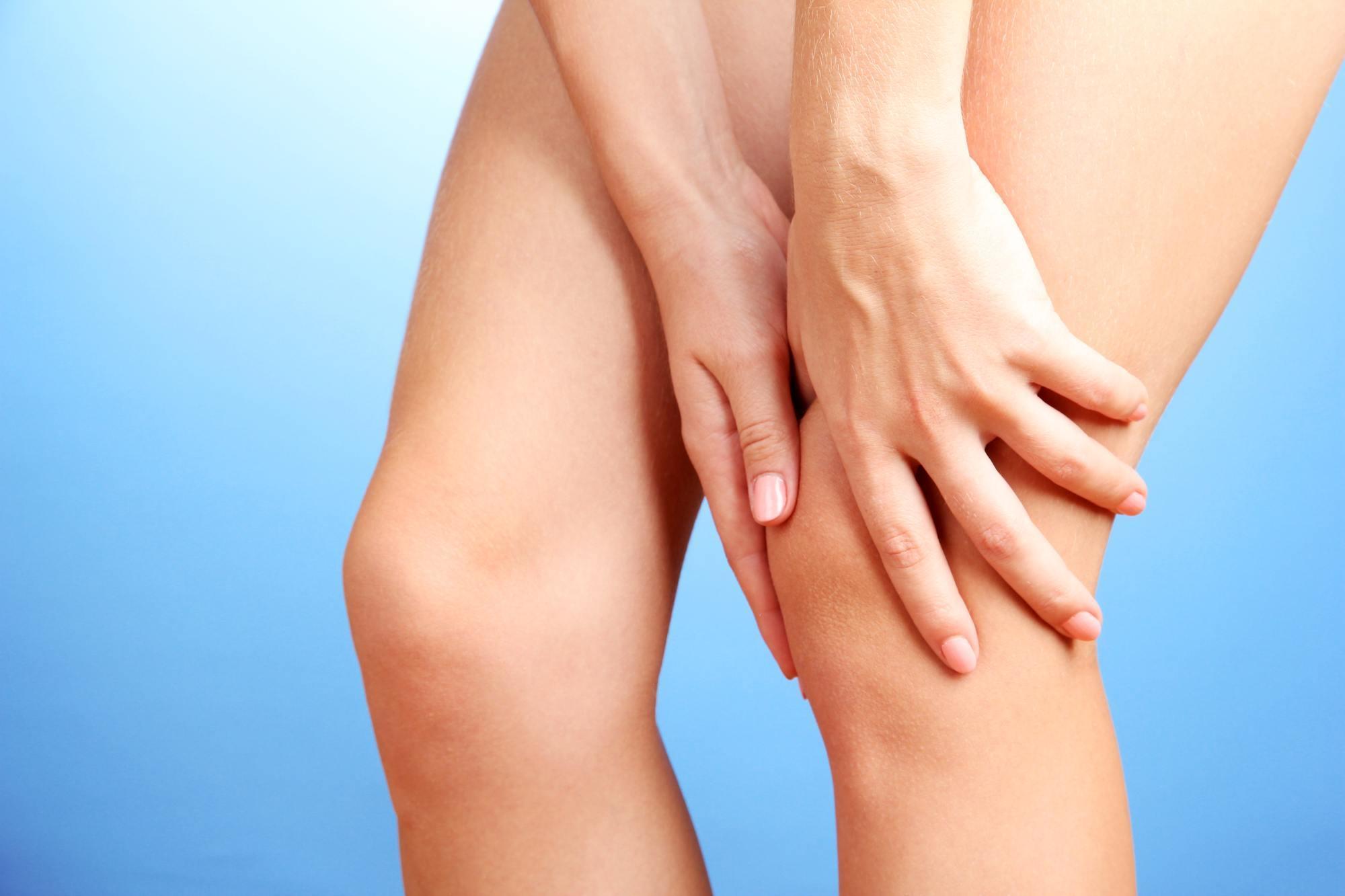 Как убрать скопление синовиальной жидкости в колене народными средствами