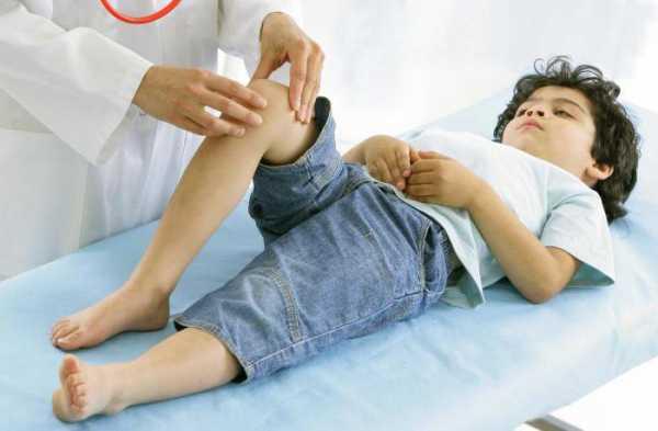 Ноги болят ноют от колена до ступни у ребенка