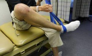Осложнения после эндопротезирования коленного сустава отек
