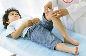 После сна болят колени что делать