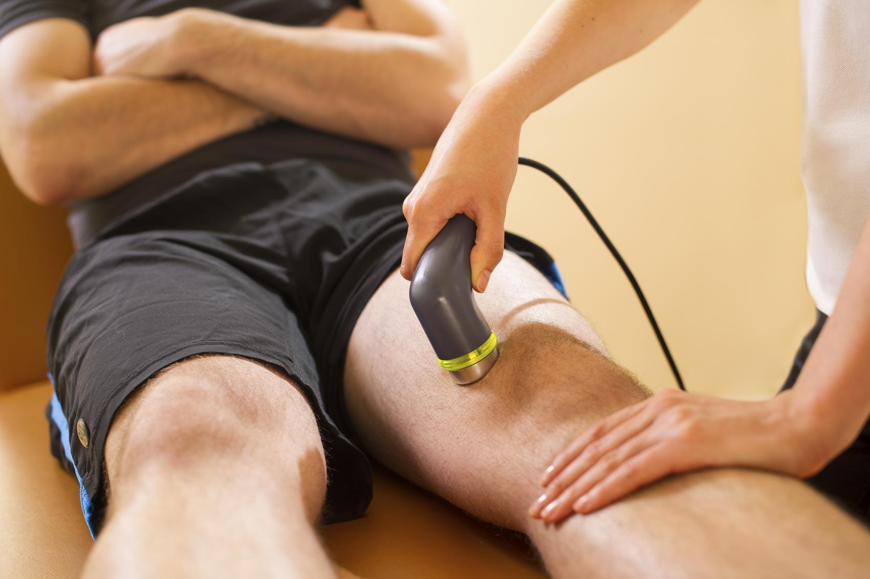 Физиолечение коленного сустава магнитом в домашних условиях