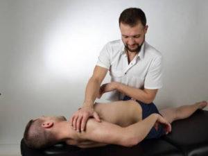 Появление боли в коленной чашечке при надавливании