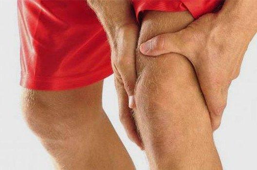 Боль в колене сбоку с внутренней стороны