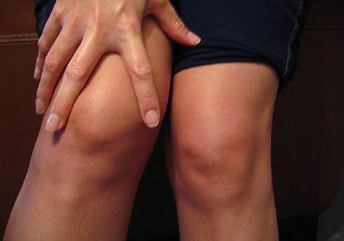 Боли в коленном суставе причины при сгибании
