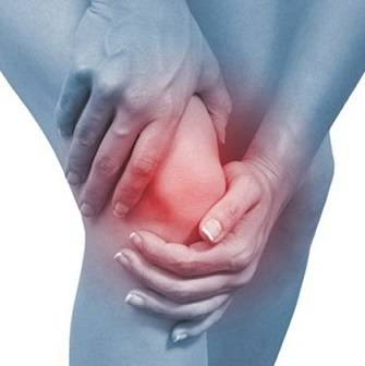 Стреляющая боль в колене