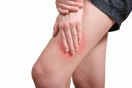 Болят мышцы ног выше колена и ягодиц: причины и лечение боли над бедрами