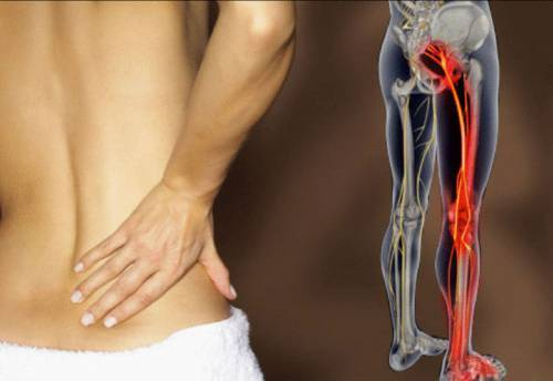 Болит и тянет ногу от бедра до колена причины и что делать