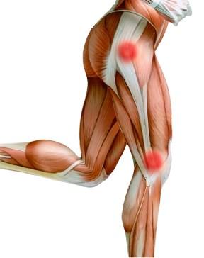 Онемение передней поверхности бедра правой ноги