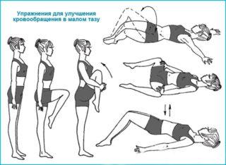Эффективная лечебная гимнастика при варикозе. Полезные упражнения при варикозе малого таза у женщин