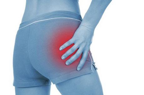 Боль в бедре, отдающая в ногу, сильная, резкая, ноющая с левой, правой стороны. Причины и лечение