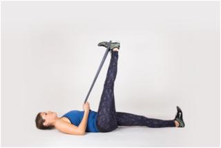 Растяжение подвздошно поясничной мышцы