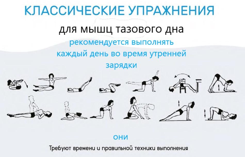 Видео упражнений для влагалища какие