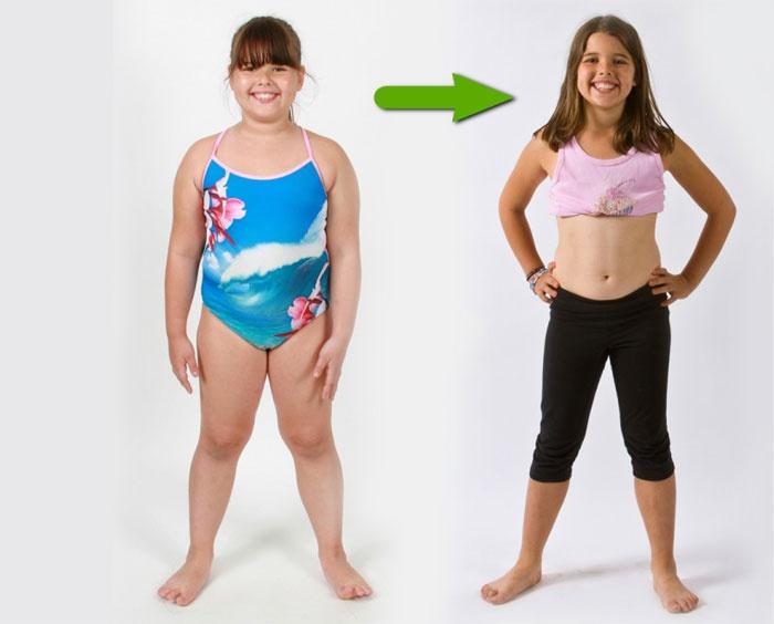 Как похудеть и убрать живот у ребенка 8,9 и 10 лет. Как убрать живот девочке 12 лет