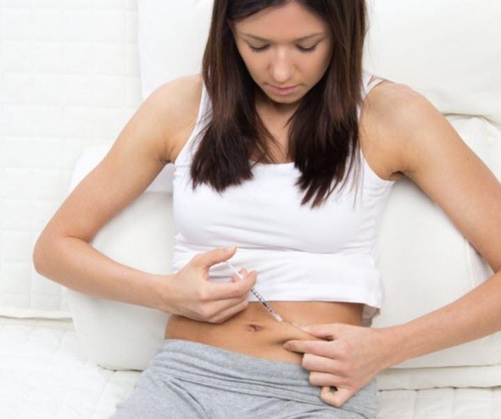 Какие уколы делают в живот после операции
