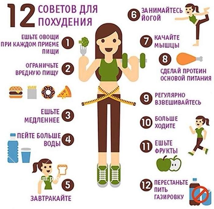 Самые Главные Правила Похудения. Как похудеть: 10 золотых правил избавления от лишнего веса