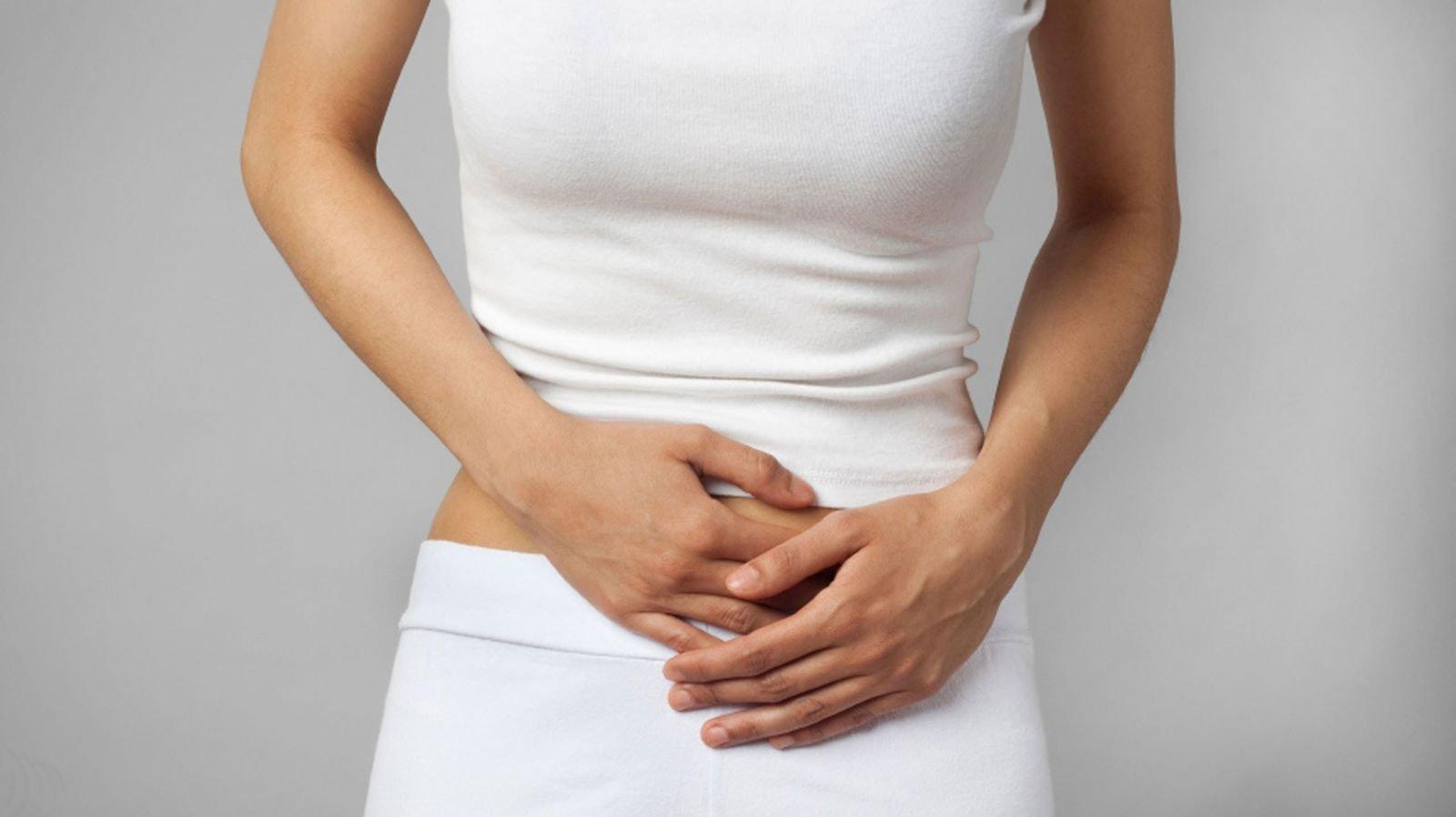 Болит живот под пупком у женщин — Боль в кишках