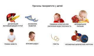 Почему у ребенка болит правый бок