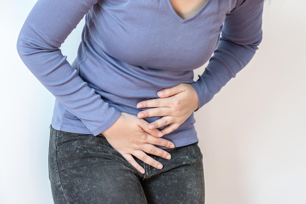 Схваткообразные боли внизу живота у женщин