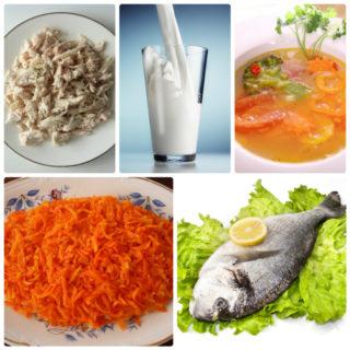 Чаще всего для лечения болей после приема пищи назначают диету