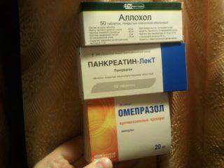 Выбор лекарств зависит от поставленного диагноза