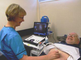 УЗИ брюшной аорты безболезненная и безопасная процедура