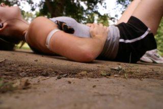 Боль внизу живота слева после тренировки