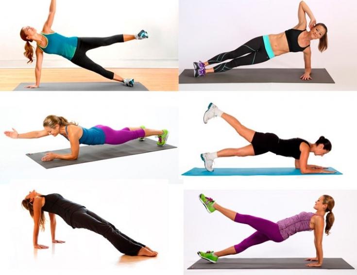 Похудеть нужно упражнения