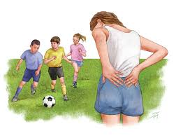 Болезненные месячные у подростка что делать, причины, диагноз