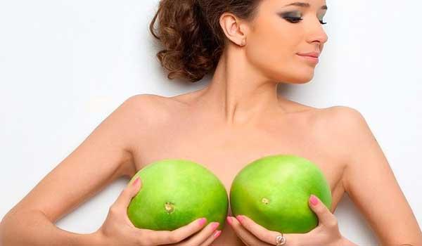 Быстрый рост груди