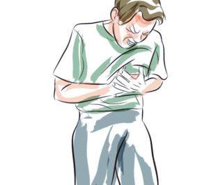 При каких патологиях болит низ живота справа у мужчин