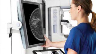 Сколько по времени делается маммография молочных желез