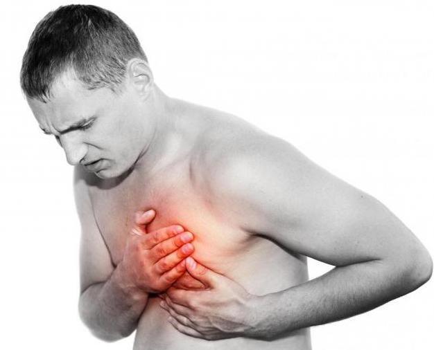 Ноющая боль слева в грудной клетке
