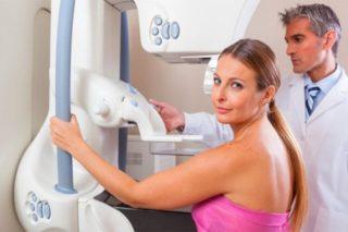 Как часто вы делаете маммографию